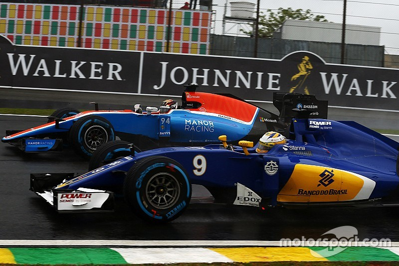 Sauber à Abu Dhabi pour défendre sa 10e place