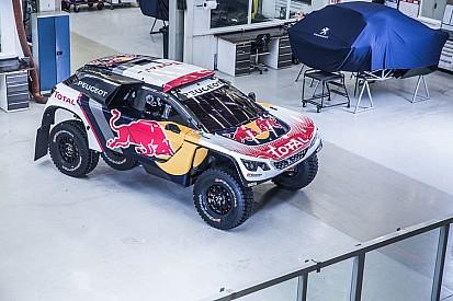 """Peugeot 3008 DKR : un concept """"similaire à une monoplace"""""""