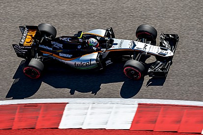 Alfonso Celis Jr torna sulla Force India nelle libere di Abu Dhabi