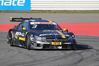 Young-Driver-Test: Mercedes mit Ex-DTM-Fahrer und Nachwuchstalent