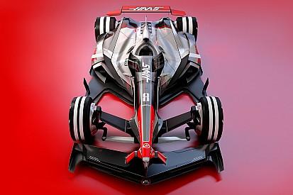 图集:幻想F1之2030年概念设计—哈斯车队&雷诺车队