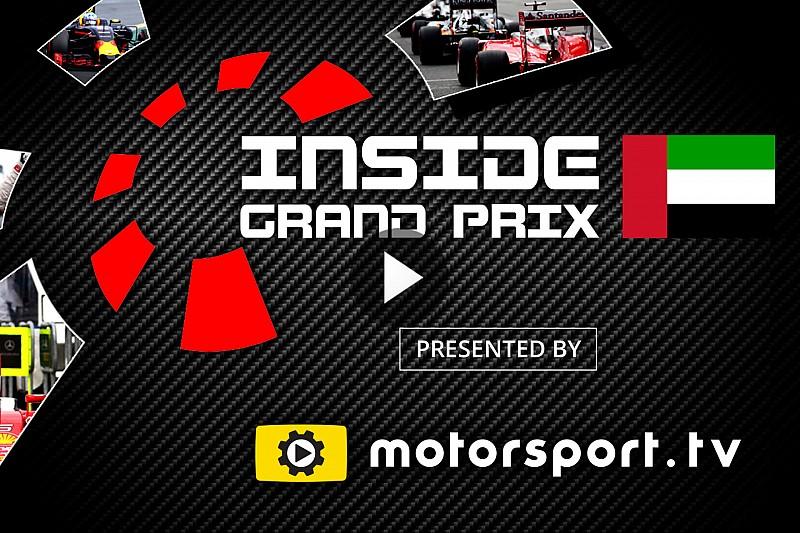 Vidéo - Cap sur Abu Dhabi avec Inside Grand Prix !