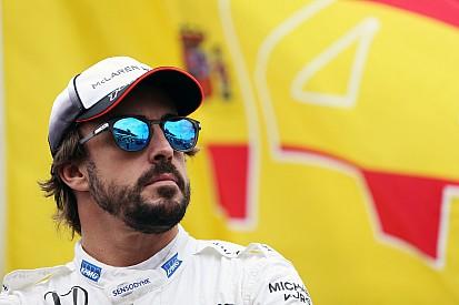 Formel-1-Fahrer Fernando Alonso deutet WEC-Wechsel zu Porsche an