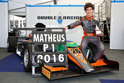 Matheus Leist testa GP3 em Abu Dhabi na próxima semana