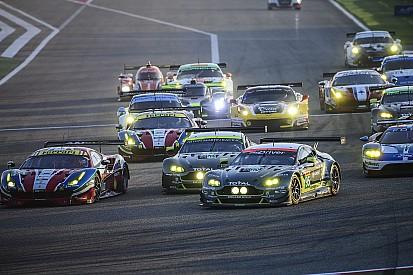 Aston Martin et Ferrari se partagent les honneurs en GTE