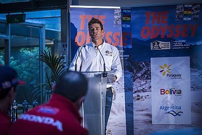 """Dakar 2017, Coma: """"La più difficile tra quelle in Sud America"""""""