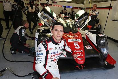 """Derani: """"LMP1-test Toyota smaakt naar meer"""""""