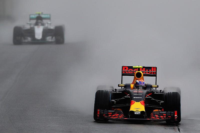Ферстаппен оценил свою гонку вИспании выше бразильской