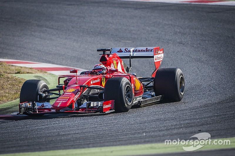 西蒙斯:2017版F1赛车或无法达到单圈提速5秒的预期