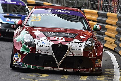 "Belicchi: ""La Giulietta ha un gran motore, emozionante guidarla"""