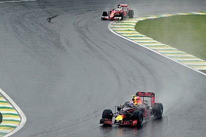 Vettel, Brezilya GP'sinden sonra Verstappen'e mesaj atmış