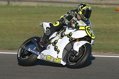 Iannone desiste de teste de Jerez após primeiro dia