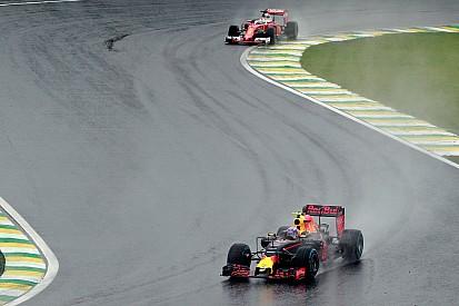 Vettel escribió a Verstappen tras el GP de Brasil