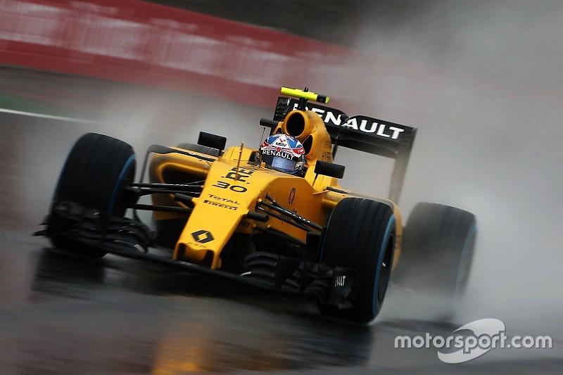 Палмер: В Бразилии была самая опасная гонка в моей карьере