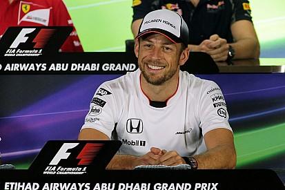 """Button: """"Correrò ad Abu Dhabi pensando che sarà il mio ultimo GP"""""""
