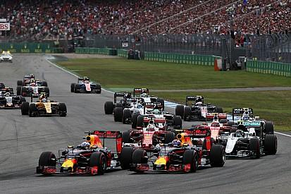 الفورمولا واحد تتّجه لاستبعاد سباق ألمانيا من روزنامة 2017
