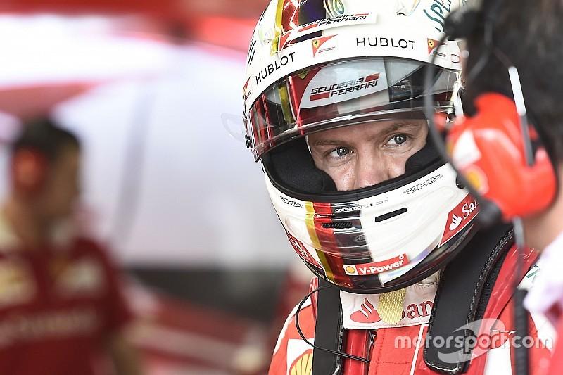 """Vettel - Ferrari """"ne peut pas être fier"""" de la saison 2016"""