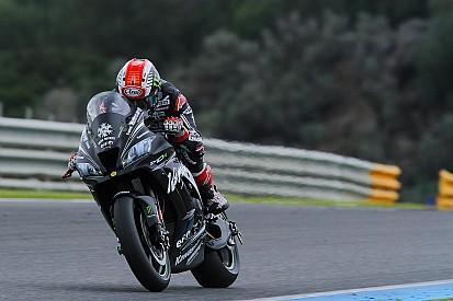 Jonathan Rea y Kawasaki baten a las MotoGP en la segunda jornada de test en Jerez
