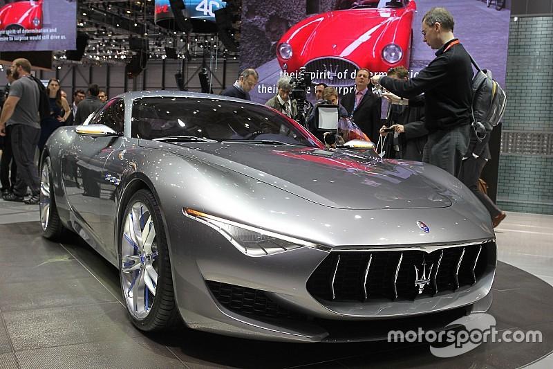 Maserati belooft elektrische versie van Alfieri