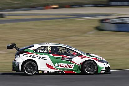 EL2 – Tiago Monteiro au top, les Honda en forme