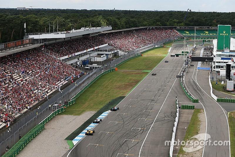 Hockenheim confirme qu'il n'y aura pas de GP d'Allemagne en 2017