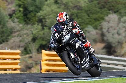 Campeão do WSBK, Rea supera pilotos da MotoGP em teste