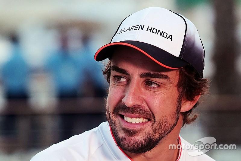 Bantah rumor pindah ke WEC, Alonso ingin fokus 100 persen di F1