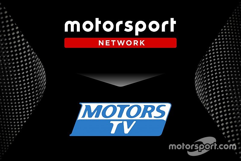 Ce que change la reprise de Motors TV par Motorsport Network
