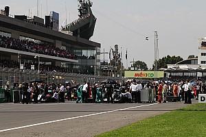 F1 Noticias de última hora Ecclestone planea acortar las vueltas de preparrilla