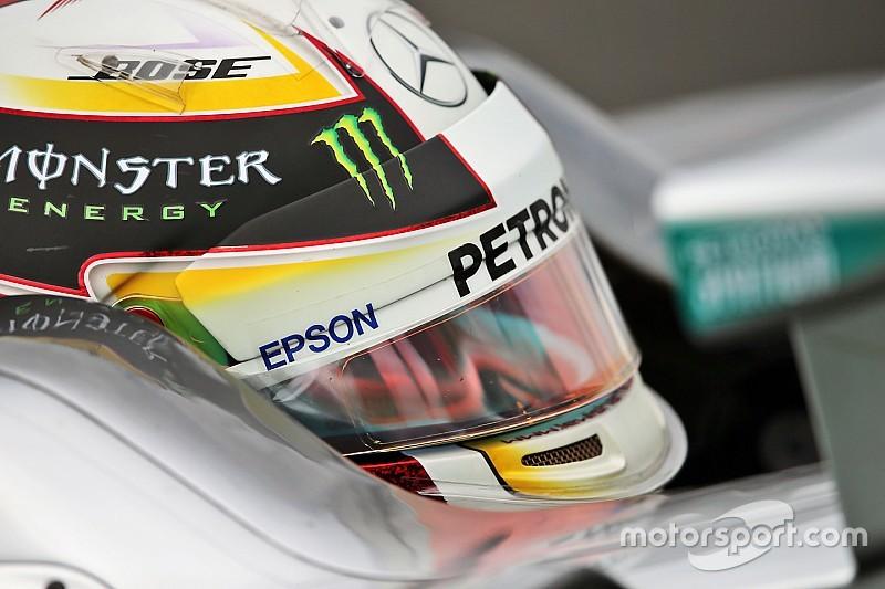 Hamilton vence Rosberg em primeiro treino da decisão