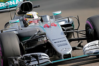 Abu Dhabi GP: İlk antrenman seansında lider Hamilton, Rosberg ikinci