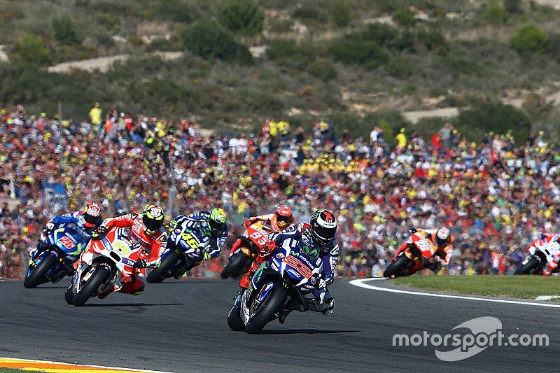 Motorsport Com Elit Son Top 10 Des Pilotes Motogp 2016