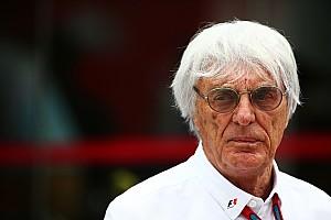 Formel 1 News GP Deutschland: Bernie Ecclestone stellt Formel-1-Rückkehr 2018 in Aussicht