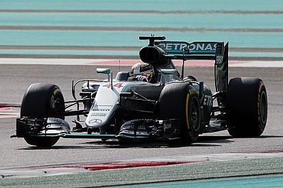 GP Abu Dhabi: Hamilton tercepat, Vettel alami masalah girboks di FP2