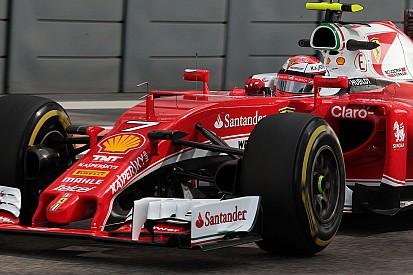 Räikkönen pozitívan áll Abu Dhabihoz, de van még hova fejlődni!