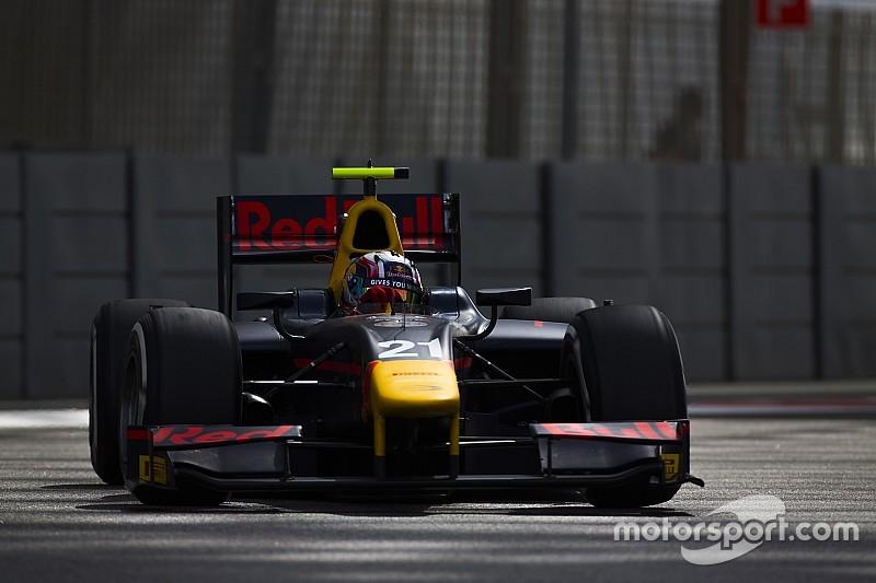 Гасли выиграл поул в Абу-Даби, Сироткин и Маркелов – в тройке сильнейших