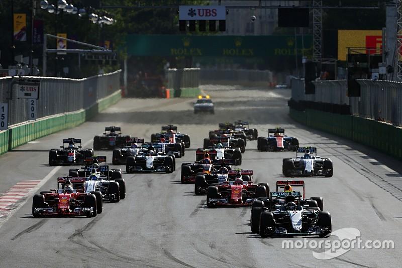 GP de Baku quer mudança de data para não bater com Le Mans