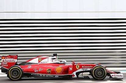"""Vettel serein après """"un très bon vendredi"""""""