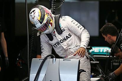 """Hamilton: """"Lo que necesito es conseguir la pole"""""""