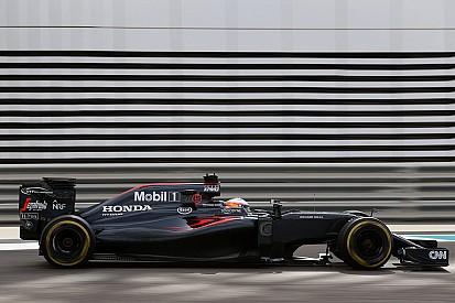 Alonso: Egy ideje a McLaren péntekenként már 2017-re készül!