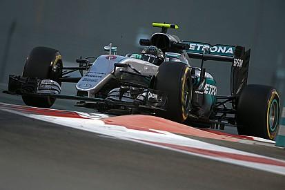 """Rosberg trata de mostrarse tranquilo en """"un fin de semana más"""""""