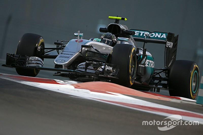 Rosberg nagyon pozitív élete versenye előtt