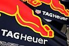 Red Bull seguirá llevando motores TAG Heuer hasta finales de 2018