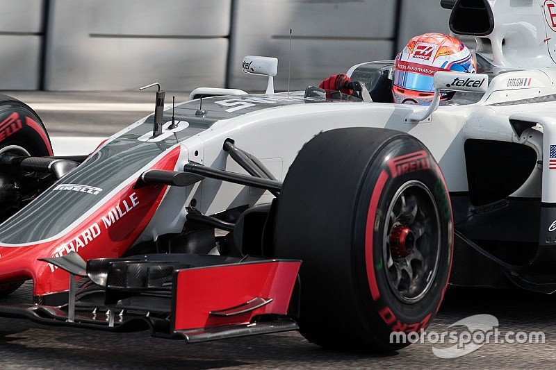 "Grosjean - ""Pas le vendredi le plus facile"""