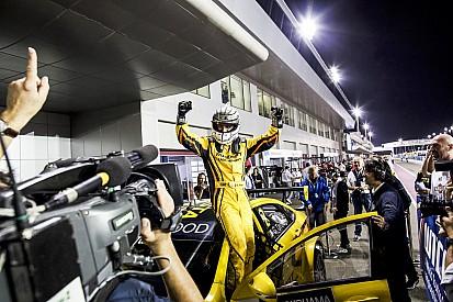 Katar WTCC: Lada'nın son hafta sonunda Tarquini açılış yarışının galibi
