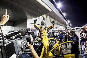 WTCC Yarış raporu Katar WTCC: Lada'nın son hafta sonunda Tarquini açılış yarışının galibi