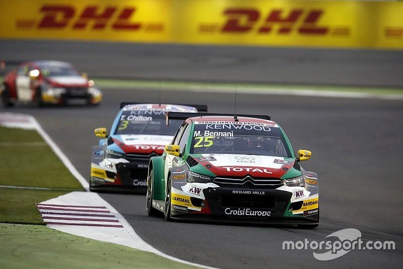 دبليو تي سي سي: بناني يهدي العرب الفوز في السباق الختاميّ في قطر