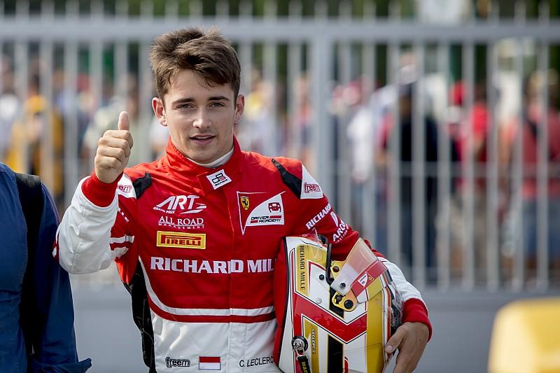 Les candidats au titre accidentés, Leclerc sacré!