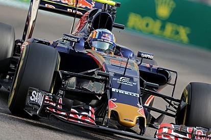 【F1アブダビGP】トロロッソ、問題対策にマシンを調整も「正確な原因究明はまだ」
