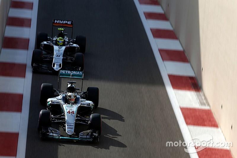 Гран При Абу-Даби: предварительная стартовая решетка